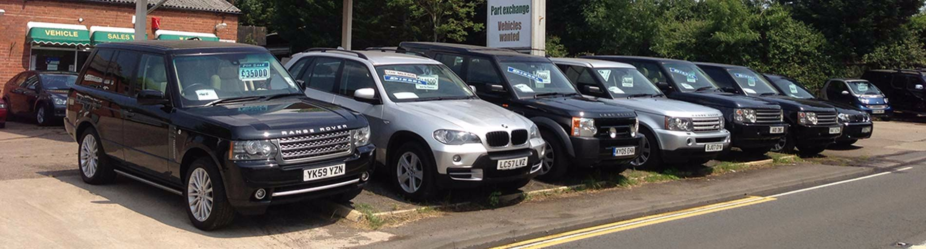 CHURCHILL 4X4 - USED CARS IN HANBURY, WORCESTERSHIRE
